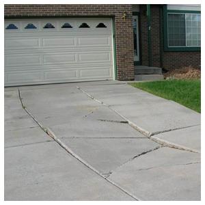 Damaged Driveway Repairs