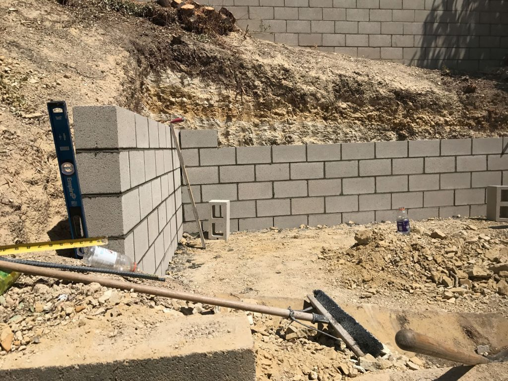 during-retaining-wall-repairs-