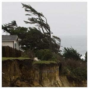 Cliff Stabilization Repairs
