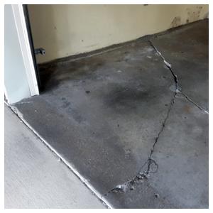 Garage Floor Repairs