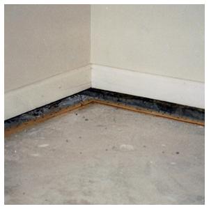 Interior Sunken Slab Repairs