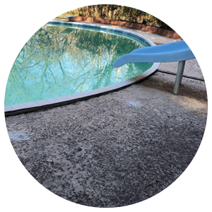Concrete Pool Deck Repairs