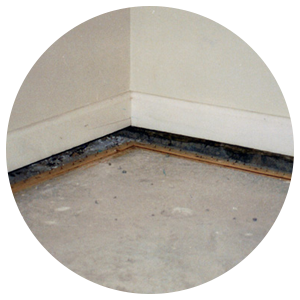 Interior Sunken Slab Repairs