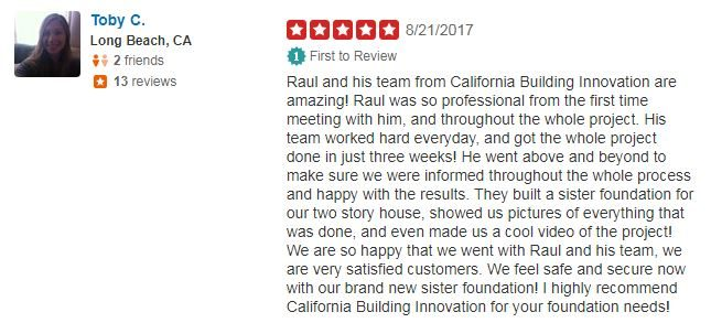 Yelp Review - Toby C.